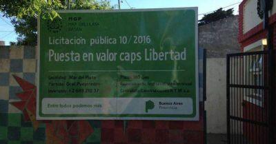 Comienzan las obras en centros de salud Libertad y El Martillo