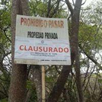 Ambiente de la Provincia clausur� un loteo en Tres Cerritos