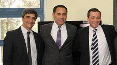 Asumieron autoridades que representarán al Poder Ejecutivo en Canal 10