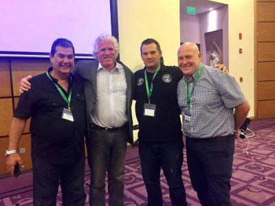 Finaliz� la reuni�n sindical internacional en Panam�