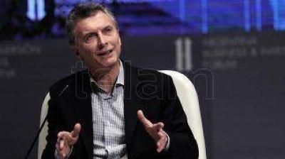 Macri destac� la importancia de las Pymes y las econom�as regionales y pidi�