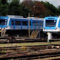 Anuncian que ma�ana el tren Sarmiento vuelve a andar entre Once y Castelar