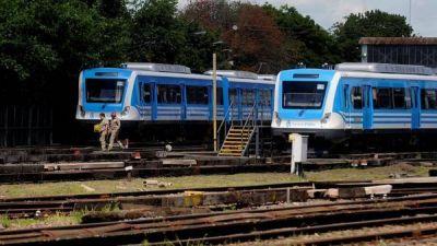 Anuncian que mañana el tren Sarmiento vuelve a andar entre Once y Castelar