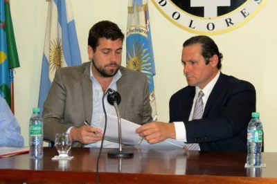 Firman convenio para modernización del municipio