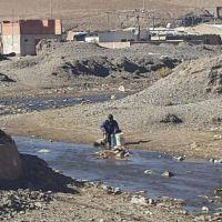 En San Antonio de los Cobres hace tres d�as que est�n sin agua potable