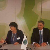 Rodolfo Urtubey fue elegido vicepresidente del GRULAC