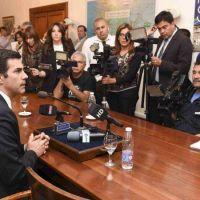 Urtubey: �Quiero trabajar para que a la Argentina le vaya bien�
