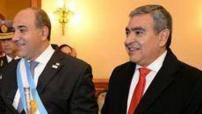 Coparticipaci�n: Alfaro le exige a Manzur $85 millones para obras