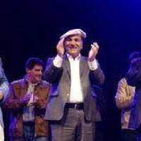 Manzur particip� del Festival del Gaucho Zafrero en Bella Vista