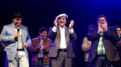 Manzur participó del Festival del Gaucho Zafrero en Bella Vista