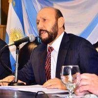 La FEF se solidariz� con el gobernador de la provincia