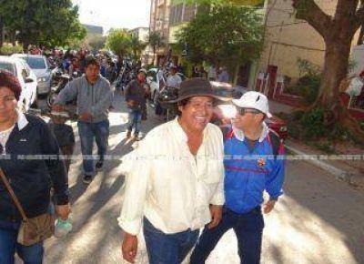 Movimientos sociales planean escrachar al presidente de Fechaco por sus dichos sobre los piquetes