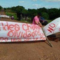 Integrantes de la aldea Chafariz traer�n su reclamo de energ�a el�ctrica y viviendas a Posadas