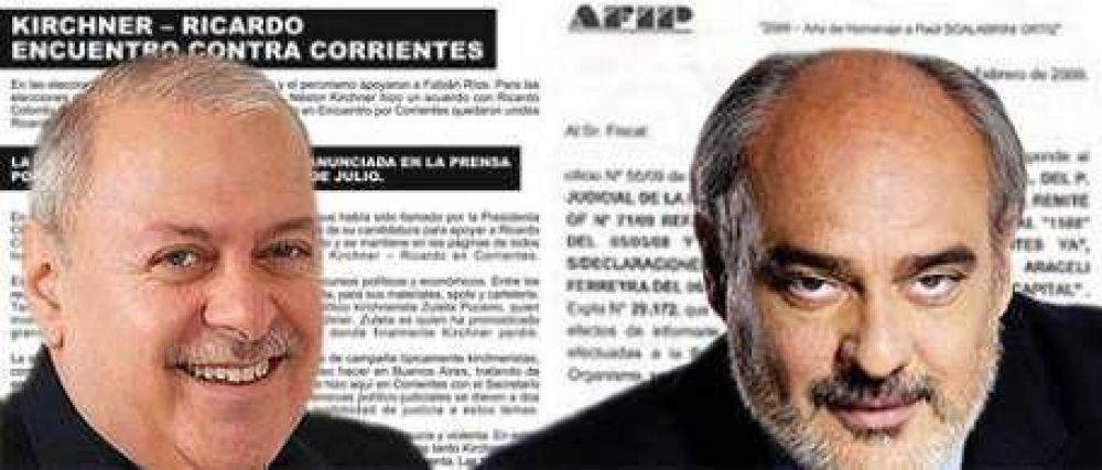 Corrientes: la impúdica guerra entre los primos Arturo y Ricardo Colombi por el poder y la gobernación
