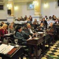El tratamiento de la reforma lidera agendas de ECO, FPV y sindicatos
