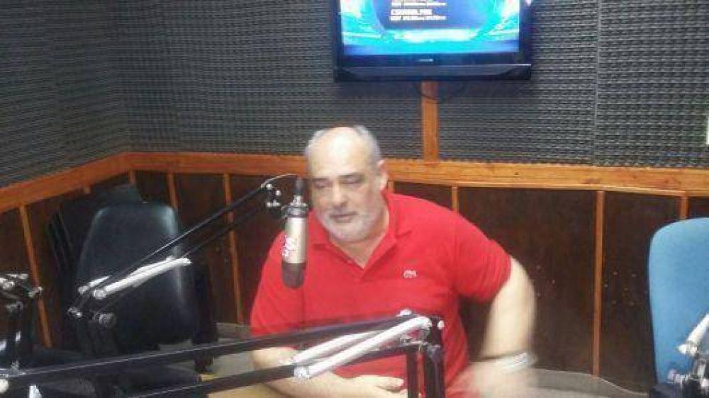 Colombi: Unificar elecciones es un paraguas protector para el PJ, están cometiendo un gran error