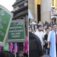 La despenalizaci�n del aborto en Argentina, entre el bloqueo parlamentario y la sombra del Papa