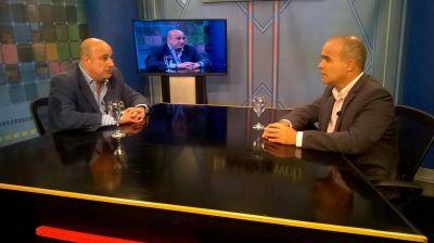 """Castellano y el 2017: """"Todos los que queremos el éxito de Macri y Vidal tenemos que sumarnos"""""""