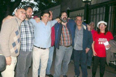 Mario Rodríguez se impuso sobre Baragiola en la interna radical