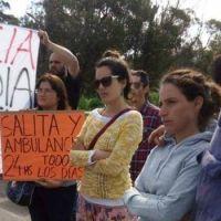 Vecinos de zona sur volvieron a cortar la ruta y pedir�n una audiencia con Arroyo