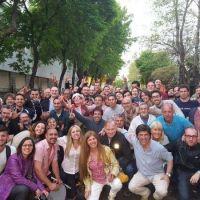 Interna radical: Mario Rodr�guez aplast� a Vilma Baragiola