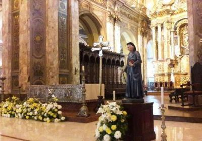 Misa de acción de gracias por la canonización del Cura Brochero