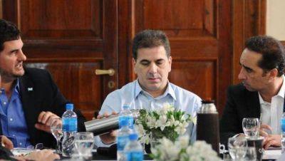 Tagliaferro coordin� con Burzaco y Ritondo el regreso de Gendarmer�a a Mor�n