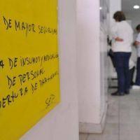 Hospitales de escasos recursos