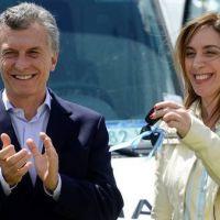 Mar�a Eugenia Vidal negocia el presupuesto de un a�o electoral clave para Macri