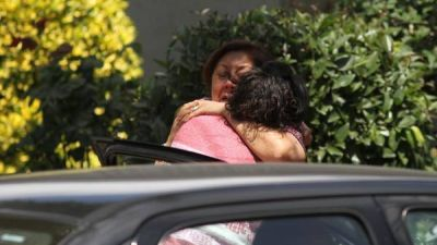 Triple femicidio en Mendoza: los hijos de una víctima,