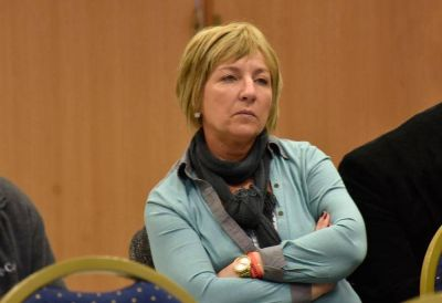 """Decisión tomada: Verna enviará el pliego de """"Marita"""" Mac Allister"""