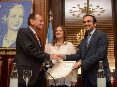El Alcalde de Tel Aviv fue distinguido como Huésped de Honor de CABA