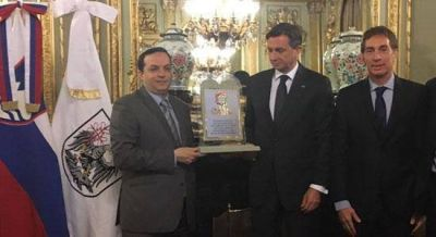 La DAIA se reunió con el presidente de Eslovenia