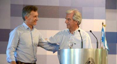 China y la exportación de madera, los temas centrales de la cumbre de Macri y Tabaré