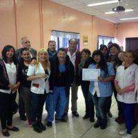 Inaugur� un centro de testeo r�pido de VIH
