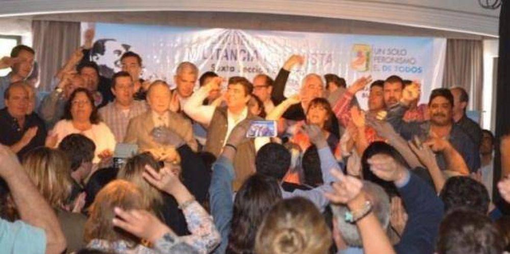 Intendentes, legisladores y dirigentes peronistas se reunieron en Sierra de la Ventana en la búsqueda de la unidad