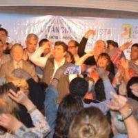Intendentes, legisladores y dirigentes peronistas se reunieron en Sierra de la Ventana en la b�squeda de la unidad