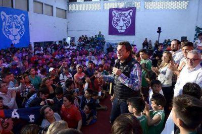 """Massa de recorrida por Tigre: """"No hay seguridad sin inclusión"""""""