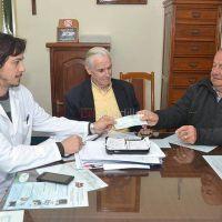 El Hospital Posadas recibi� un subsidio de 20 mil pesos