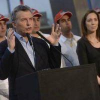 Macri visita otra vez La Matanza con Vidal