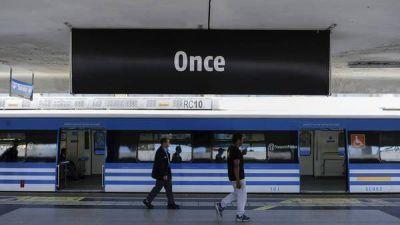 Tren Sarmiento: volvió a andar pero no descartan más fallas