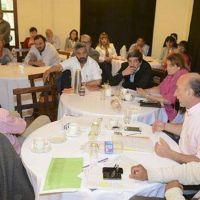 Directores de hospitales del sur planificaron acciones
