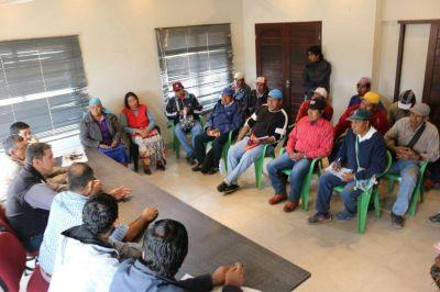 Se redactará un compendio de derechos indígenas en lengua wichi
