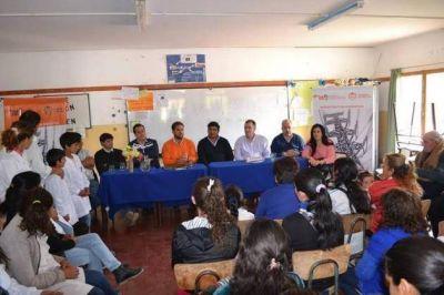 Rincón del Carmen: más obras de energía eléctrica