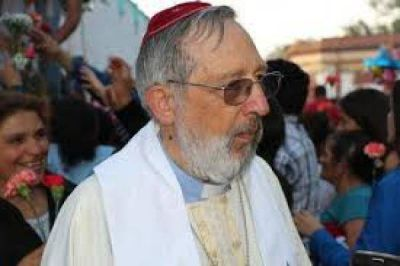 El obispo Rossi vinculó la muerte del padre Juan con su lucha contra narcos