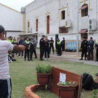 Se realiz� una jornada de entrenamiento policial para aspirantes
