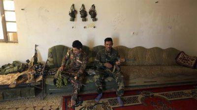En la ofensiva a EI, los kurdos van por algo más que vencer a la jihad