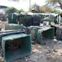 Crece la acumulaci�n de basura en distintos barrios de la ciudad