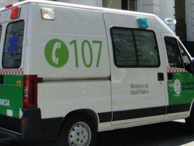 Piden optimizar atención en emergencias al 107