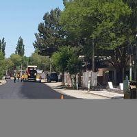 Santa Mar�a: retoman trabajos de repavimentaci�n en ruta provincial N� 39